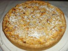 Apfel-Schmand-Kuchen - Rezept