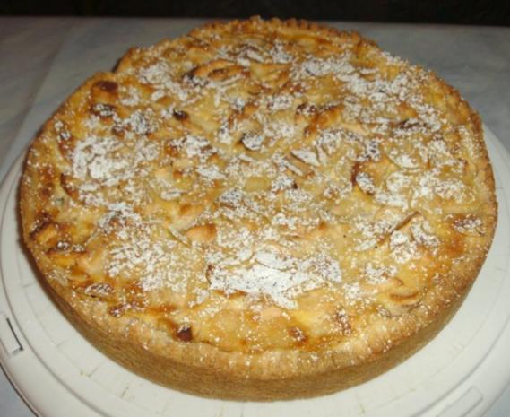 Apfel Schmand Kuchen Rezept Mit Bild Kochbar De