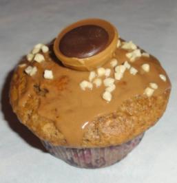 Nuss-Muffins mit Toffifee - Rezept
