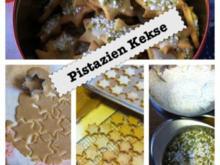 Pistazien Keksa - Rezept
