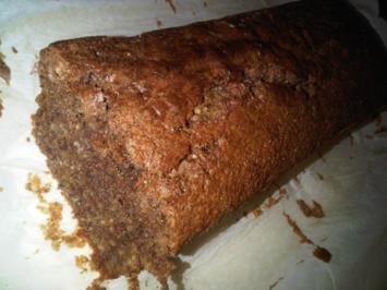 Luftiger Schoko-Mandel-Kuchen - Rezept