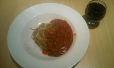 Ferrari is back - Spaghetti acuto - Rezept