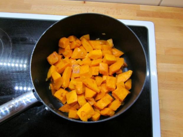 Möhren-Kokos-Suppe - Rezept - Bild Nr. 2
