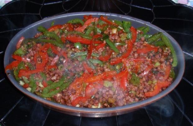 Gemüse-Tagliatelle-Auflauf - Rezept - Bild Nr. 10
