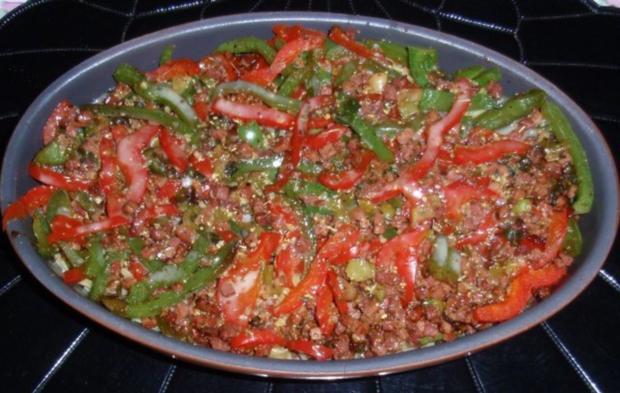 Gemüse-Tagliatelle-Auflauf - Rezept - Bild Nr. 11