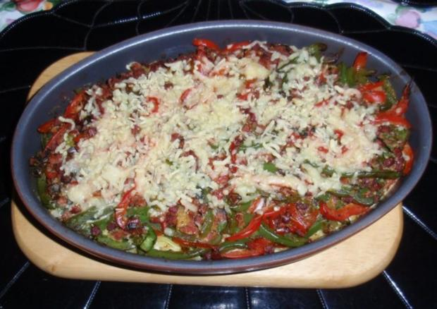 Gemüse-Tagliatelle-Auflauf - Rezept - Bild Nr. 13