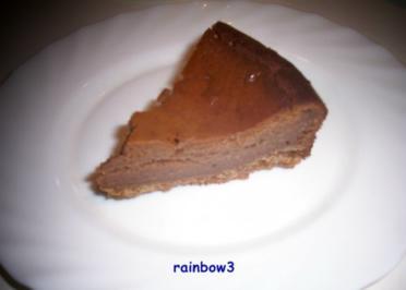 Backen: Mini-Schoko-Frischkäse-Torte - Rezept