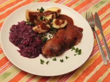 "Entenbraten - ""Schnatterinchen"" an Orangen-Rotwein-Soße - Rezept"