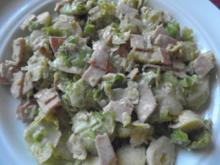 "Lauwarmer Rosenkohl - ""Salat"" ... - Rezept"