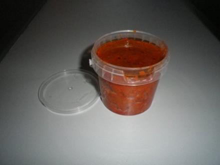 Tomaten - Pesto,,, scharf,,, - Rezept