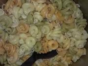 Hackfleisch: Bauerntopf Tricolore - Rezept