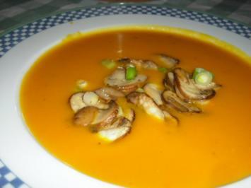 Herbstliches Apfelsüppchen - Rezept