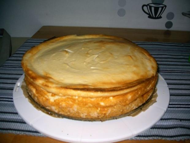 Feiner Käsekuchen - Rezept - Bild Nr. 4