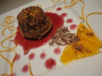 Glühwein Kuchen - Rezept