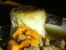 Rindercurry mit Kürbis im Wok - Rezept