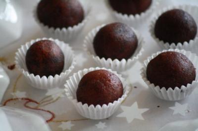 Marzipankartoffeln - Rezept
