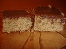 Lebkuchen- Kuchen - Rezept