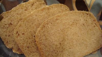 Brotbackautomat: Dinkel-Toastbrot - Rezept