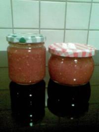 Tomaten Marmelade - Rezept