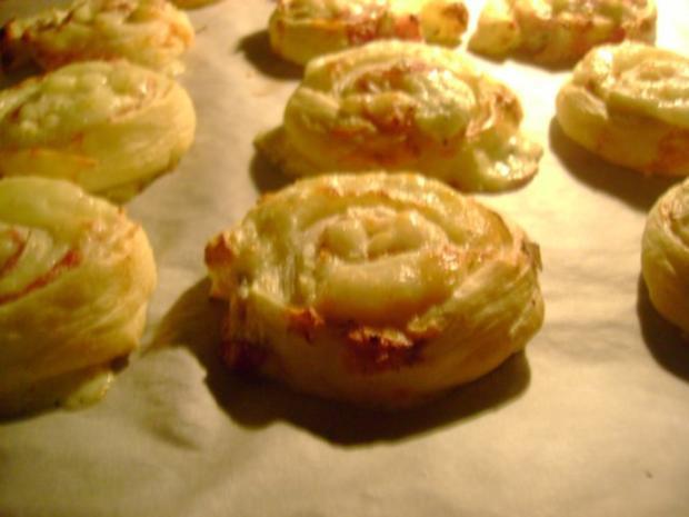 Snack: Pikanter Blätterteig  Mix - Rezept - Bild Nr. 6