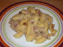 Schupfnudel - Sauerkraut - Pfanne - Rezept