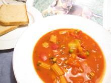 Sonnige Herbstsuppe - Rezept