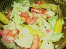 Kleiner Salat - Rezept