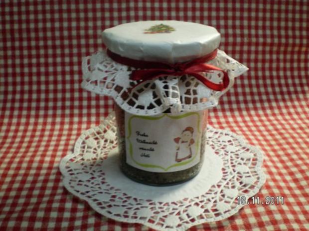 Mein Rotweinkuchen - Rezept