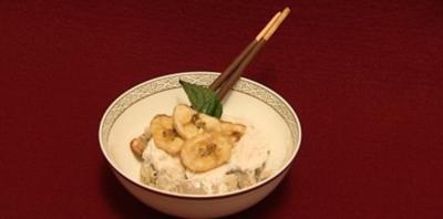 Ayurvedischer Bananen-Auflauf (Jessica Kastrop) - Rezept
