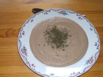 Suppe: Kastaniensuppe - Rezept
