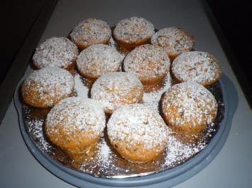 Kaffee - Mandel - Muffins - Rezept