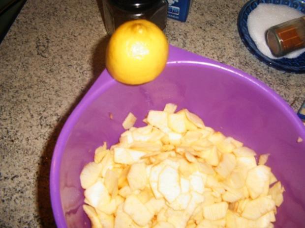 Apfelstrudel - Rezept - Bild Nr. 3