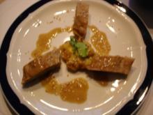 Asia-Omlett mit Mangosalat - Rezept