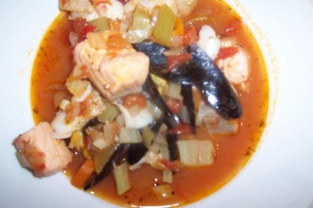 Fischsuppe Französischer Art - Rezept - Bild Nr. 3