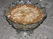Dessert: Weihnachtliches Apfel-Tiramisu - Rezept