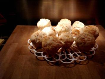 herzhafte Muffin - Rezept