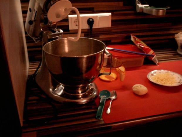 Käsebrötchen Frühstücksbrötchen - Rezept - Bild Nr. 2