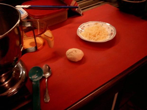 Käsebrötchen Frühstücksbrötchen - Rezept - Bild Nr. 4