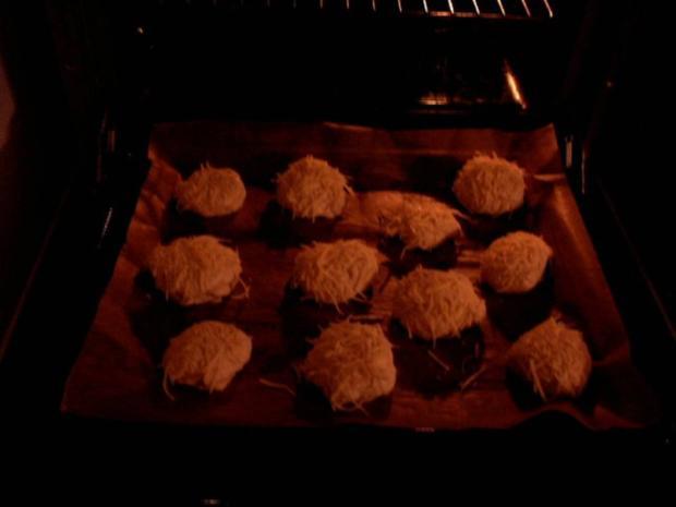 Käsebrötchen Frühstücksbrötchen - Rezept - Bild Nr. 5