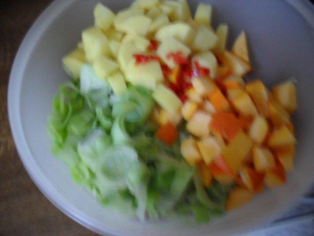 Kürbissuppe mit Lauch - Rezept - Bild Nr. 3