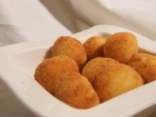 Spanische Käsebällchen - Rezept