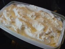 Puffreis-Eis - Rezept