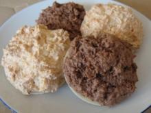 Gewürz-Kokosmakronen - Rezept