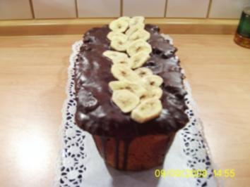 Bananen-Honig-Brot - Rezept