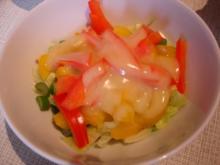 Salatsauce wie beim Chinesen - Rezept