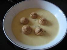 Amarettocreme mit Mascarpone - Rezept
