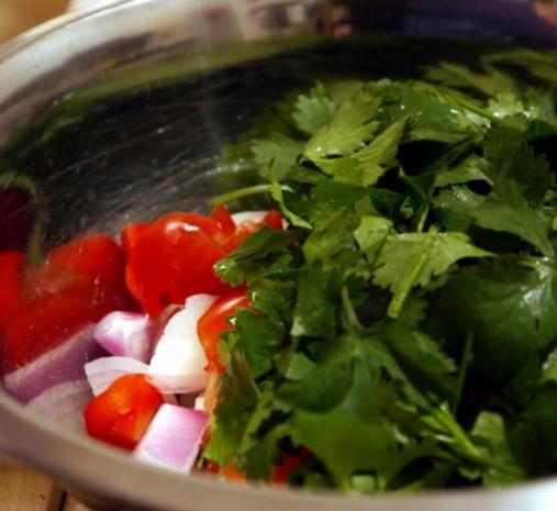 Asiatische Hähnchenpfanne - Rezept - Bild Nr. 3