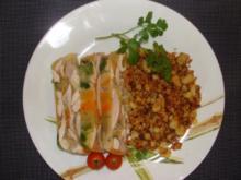 Geflügel : Hühnerbeine - Gemüsesülze - Rezept