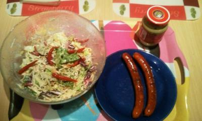 Salati Mista Hot und lecker Resteverwertung - Rezept