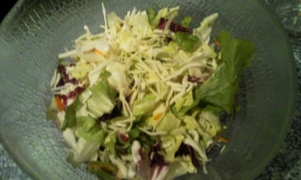 Salati Mista Hot und lecker Resteverwertung - Rezept - Bild Nr. 6